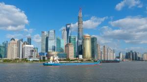 Chine-Shanghaï-Vue du bund