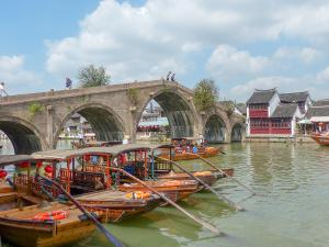 Chine-Zhujiajiao Venise chinoise 1