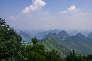 Chine- Colline Yaoshan