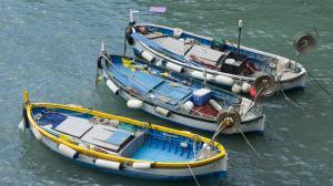 Italie-Terre Cinque-Port de Monterosso