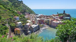 Italie-Terre Cinque-Vernazza