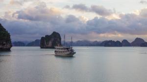 Vietnam-Baie d'Along maritime 1