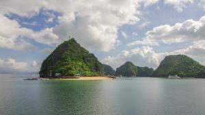Vietnam-Baie d'Along maritime 2