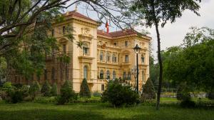 Vietnam-Hanoï-Hotel de ville